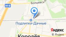 LaVINA на карте