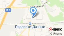 Боцман на карте