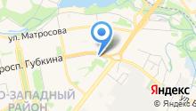 Аптека на ул. Горняк микрорайон на карте
