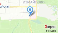 15-я Парковая д.3, ТСЖ на карте