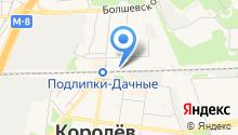 Магазин одежды на карте