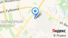 Квадро-Принт на карте