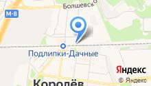 Аист-Сан на карте
