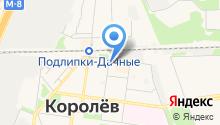 Антикварный магазин на ул. Карла Маркса на карте