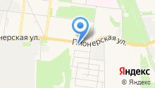 Московский областной учебно-курсовой комбинат автомобильного транспорта на карте