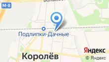 Fusion Moscow на карте