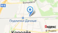 Магазин сантехники на ул. Грабина на карте