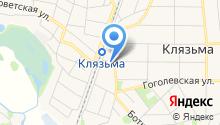 Импикс на карте