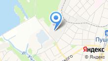 РемДорСтрой на карте