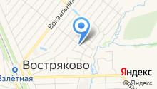 ДМД на карте