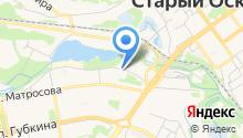 Звездный, ТСЖ на карте