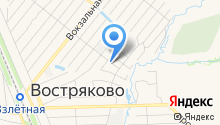 HostelDMD на карте