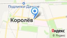 КОСМИЧЕСКИЙ МАРАФОН на карте