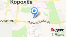 Детский сад №17, Росинка на карте