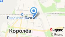 Магазин табачной продукции на карте