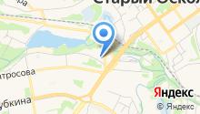 Александро-Невский кафедральный собор на карте
