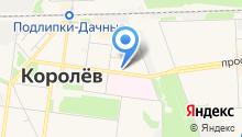 Мастерская по ремонту обуви, ключей и одежды на ул. Циолковского на карте