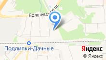 КОРОЛЁВ на карте