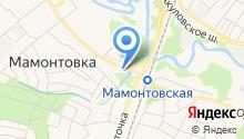 Администрация г. Пушкино на карте