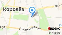 Магазин спортивного питания на Октябрьском бульваре на карте
