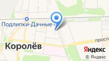 ОрионСтрой на карте