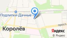 На Фрунзе на карте