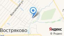 Церковь Евангельских христиан-баптистов г. Домодедово на карте