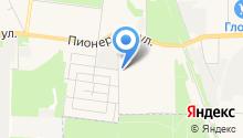Mon ami на карте