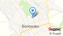 Болоховская специальная (коррекционная) школа-интернат для обучающихся с ограниченными возможностями здоровья на карте