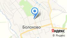 АлюрСтрой на карте