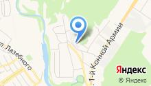 Завод оконных технологий на карте