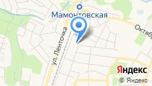 Московский областной архивный центр, ГБУ на карте