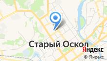 База строительных материалов на карте