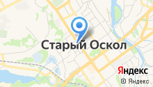 Осколгипропром на карте