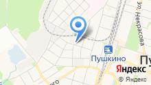 ВОАНДА на карте