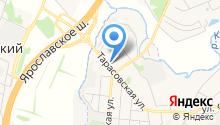 Отдел опеки и попечительства по городскому округу Королёв на карте