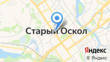 Белгородская региональная общественная организация на карте
