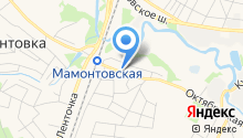 Автохимэкс на карте