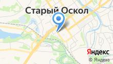 Осколэкспертиза, АНО на карте