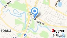 ТОКО-2 на карте