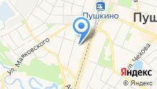 АльфаБест-Пушкино на карте