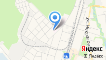 Районная больница им. профессора В.Н. Розанова на карте