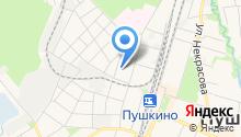 ИТ-МАСТЕР на карте