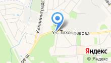 Платежный терминал, Единая Система Городских Платежей Московская область на карте
