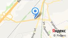 Dzprint на карте
