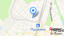 детский центр *notabene* на карте