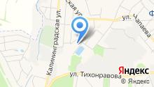 Московский областной центр реабилитации инвалидов на карте