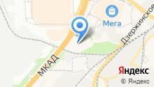 Тринити Car на карте