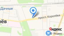 Царство Божие на карте