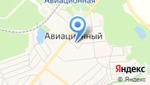 Домодедово на карте